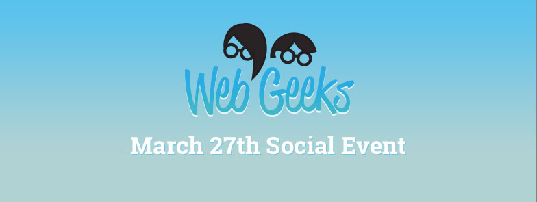 Join Us March 27th For Our Annual Social Event