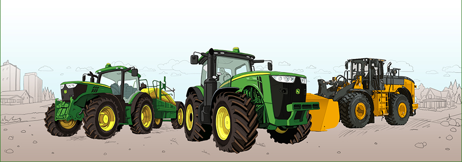 Yield Results with John Deere's Public APIs