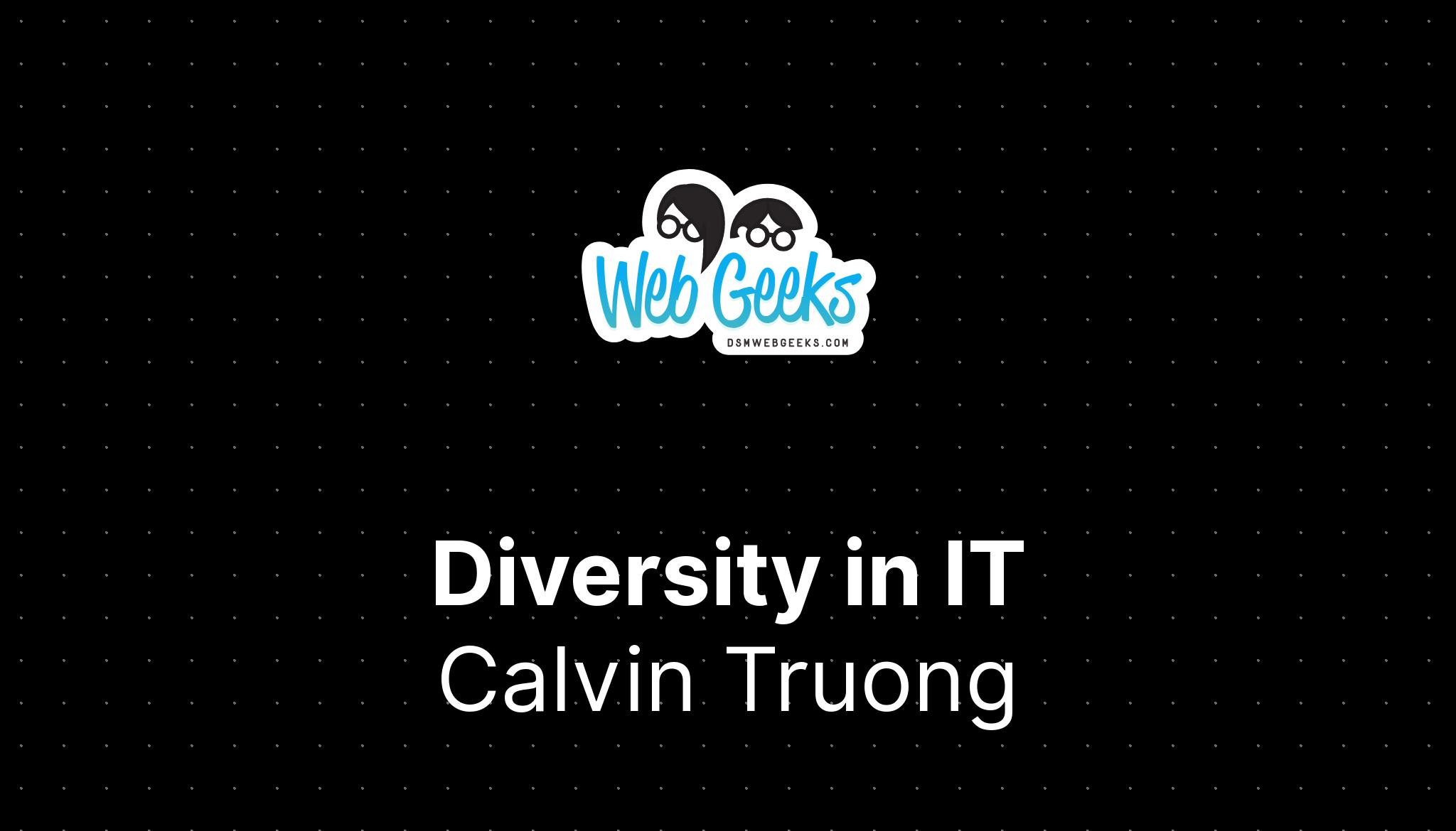 Diversity In IT