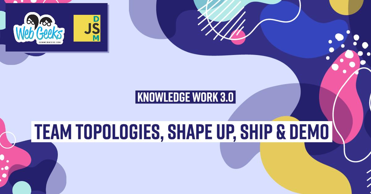 Knowledge Work 3.0